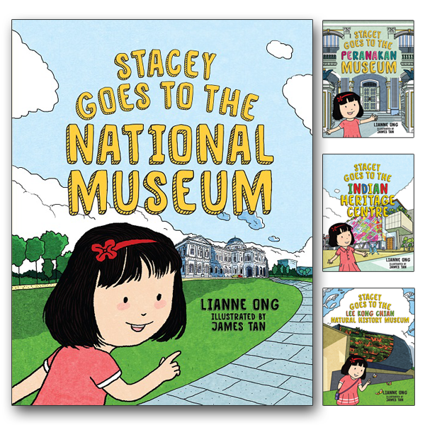 Stacey & the Museums Series