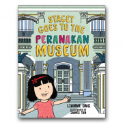 Stacey Goes to Peranakan Museum