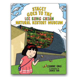 Stacey Goes to Lee Kong Chian Natural History Museum