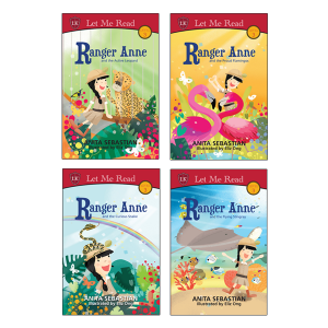 Ranger Anne Series Set 1