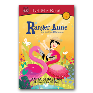 Ranger Anne: Flamingos
