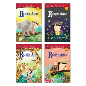 Ranger Anne Series Set 2