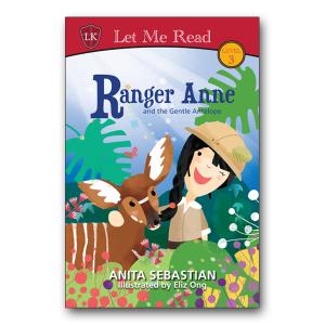 Ranger Anne: Antelope