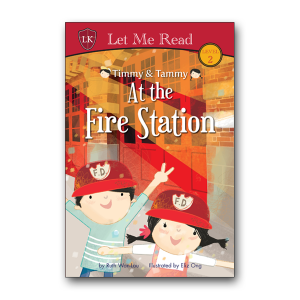 Timmy & Tammy: Fire Station
