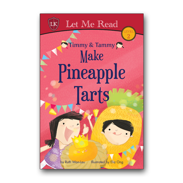 Timmy & Tammy: Pineapple Tarts