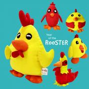 fiveroosters