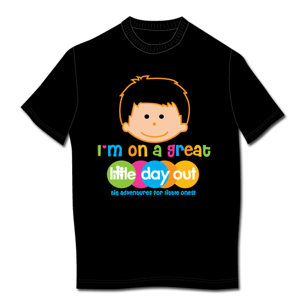 I'm on a Great Little Day Out Jay T-shirt