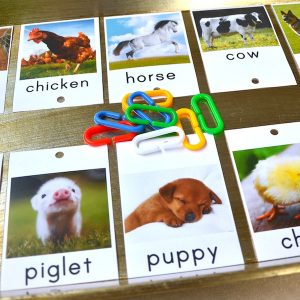 Linking Farm Animals