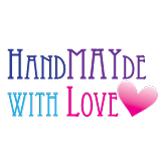 Handmayde with Love Logo