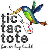 Tic Tac Tote Logo