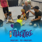 I Theatre Puppet Workshop