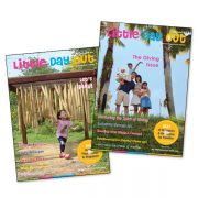 Little Day Out Print Magazines Issues 1 and 2