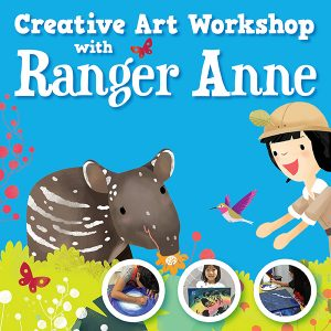 Creative Art Workshop with Ranger Anne