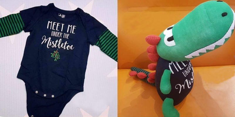Chinese New Year Spring Cleaning Idea: Turn Your Child's Old Onesie