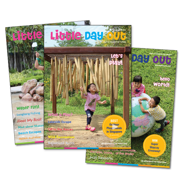 Little Day Out Print Magazines 2019 Issue 1