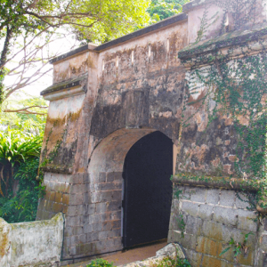 Fort Canning Park Adventure Quest