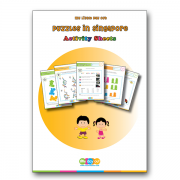 My Little Day Out Puzzles in Singapore Activity Sheets