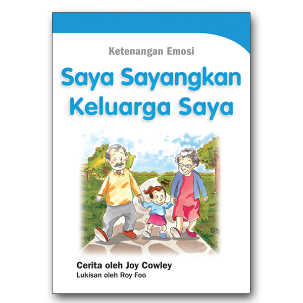 Joy Cowley Series: Emotional Well-being (Malay)