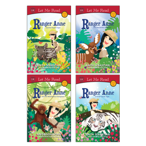 Ranger Anne Series Set 3