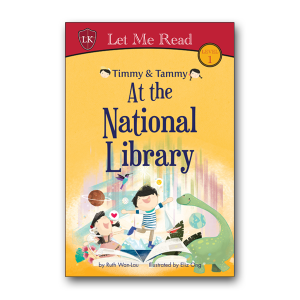 Timmy & Tammy: National Library