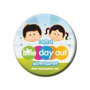 I am a Little Day Out Adventurer Badge