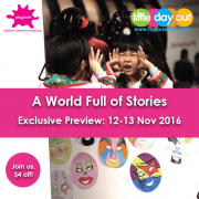 A World Full of Stories Playeum Little Day Out Exclusive Preview - 600x600
